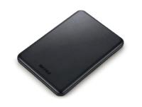 "Buffalo MiniStation Slim USB 3.0 2.5"" Extra Slim external HDD 1TB, schwarz Bild 1"