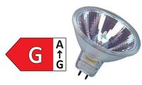 OSRAM Lampe halogène DECOSTAR 51 PRO, 20W, 60 degrés, GU5.3 (63000222)