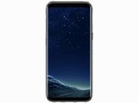 OtterBox Clearly Protected Skin BUNDLE, Extra Slim Silikon beschermhoes voor Galaxy S8 und AlphaGlass Display SchutzGehard glazen screenprotector