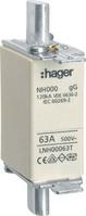 NH-Sicherungseinsatz gG 500V 63A T-Melder LNH00063T