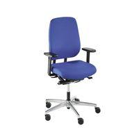 Krzesło dla operatora, mechanizm synchroniczny, siedzisko przesuwne