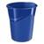 5 ETOILES Corbeille à papier capacité 14 Litres - Dimensions : L30,5 x H33,4 x P29 cm coloris bleu