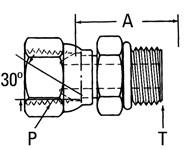AEROQUIP 2066-8-8S