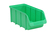 Cajas de almacenaje a la vista PP tamaño 3/L