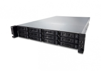 Buffalo TeraStation 7120r Rackmount Enterprise 24TB NAS & iSCSI 12x2TB Nearline HDD 4xGigabit RAID 0/1/5/6/10/50/51/60/61 Bild 1