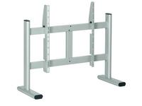 PB 050 DISPLAY SUPPORT SILV INCL UNI ADAP. -107CM Silver - 50 kg Floor brackets, Various