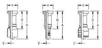 AEROQUIP 1A12FL16