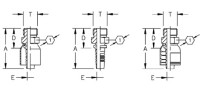 AEROQUIP 1S6MR6
