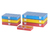 Boxy na drobný materiál z polystyrénu (PS) s oddielmi
