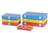 Cajas de surtido de poliestireno (PS) con compartimentos