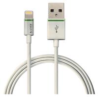 KABEL LEITZ COMPLETE LIGHTNING-USB 1M WIT