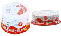 maxell DVD-R 120 Minuten, 4,7 GB, 16x, bedruckbar, 25er (11630006)