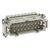 HARTING Han ES Industrie-Steckverbinder Kontakteinsatz, 16-polig, 16A, Male