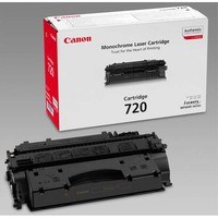 CANON Cartouche toner Noir CRG 720BK
