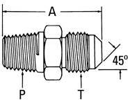 AEROQUIP 2000-4-4B