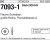 ISO7093 4/4,3x12x1