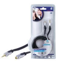 Stereo-Audio-Verlängerungskabel