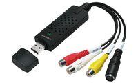 LogiLink USB 2.0 Audio und Video Grabber, zum Digitalisieren (11112780)