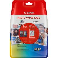 Canon PG-540XL/CL541XL Original Black,Cyan,Yellow,Magenta Multipack 2 pc(s)