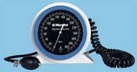 Blutdruckmessgerät Big Ben rund Tischmodell, 2-Schlauch, KM