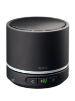 Mini Lautsprecher Complete, tragbar, Bluetooth, schwarz