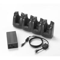 Zebra CRD5501-401CES oplader voor mobiele apparatuur Binnen Zwart