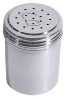 "Detailabbildung - Salzstreuer, hochglänzend - Ø 7 cm, 9 cm ""Premium Qualität"""