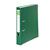Ordner S50, PP-Kunststoffbezug,DIN A4,50mm breit,mit Wechselfenster, grün