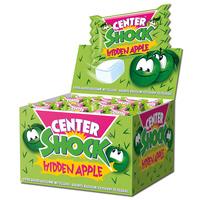 Center Shock Apfel Kaugummi, Apple, 100 Stück