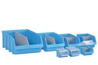 Cajas de almacenaje a la vista / cajas de estantería