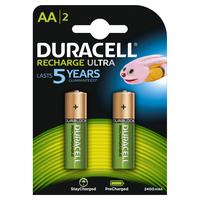 DURACELL PreCharged Akkus AA 2.400 mAh 2er- Pack