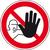 Modellbeispiel:, -Zutritt für Unbefugte verboten-, Art. 21.0832