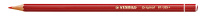 Dünnkern-Buntstift STABILO® Original, 2,5 mm, karminrot dunkel*