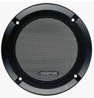 Visaton GRILLE 10 RS montaż głośników Sufit, Stół, Ściana Metal, Plastik Czarny
