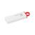 Kingston USB 3.0 Memory Stick DataTraveler G4, 32 GB, Weiß/Rot