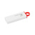 Kingston USB 3.0 Memory Stick DataTraveler G4, 32 GB, Weiß/Rot