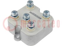 Dreiphasen Brückengleichrichter; Urmax:800V; If:30A; Ifsm:370A