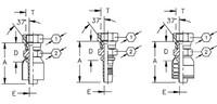 AEROQUIP 1A12FJ16