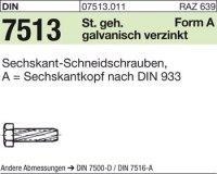 DIN7513 AM8x50