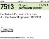 DIN7513 AM5x25