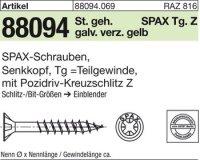 ABC-SPAX-S Seko 4x50/32-Z