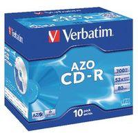 Verbatim CD-R 52x 700 mb 10 stuks