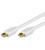 Mini DisplayPort Anschlusskabel, weiß, 1m, Good Connections®