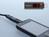 Micro USB Adapter mit LED Anzeige für Volt und Ampere, Delock® [65656]