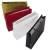 Detailbild - Lackpapier-Tragetasche rot PE40R - B:400 mm / H:320 mm
