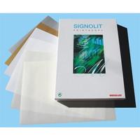 Farblaser-/-kopierfolie Signolit, SC 42, sk, A3, transparent, glänzend