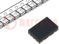 Memoria: Serial Flash; 32Mbit; SDI, SPI, SQI; 104MHz; 2,7÷3,6V