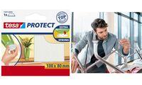 tesa Protect Filzgleiter, weiß, Durchmesser: 18 mm (8757719)