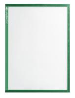 Dokumentenmappe Magnetisch, Keine Lochung, DIN A4 Format, PVC-Weichfolie 5 Stück