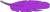 Kalligraphie - Tinte purpur